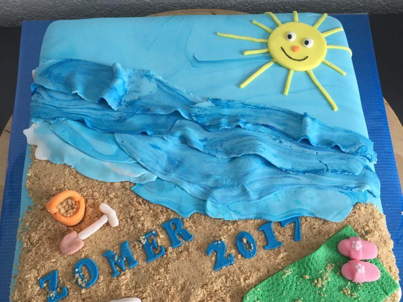 Citaten Zomer 2017 : Einde zomer sonja s taarten